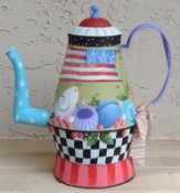#987 Fancy Coffee Pot